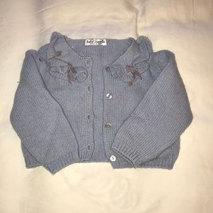 Beautiful delicate knit cardigan